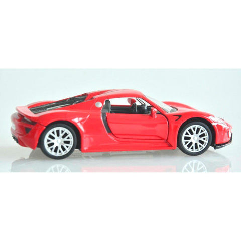 RMZ City Porsche 918 Spyder Red - Hobbytoys - 2