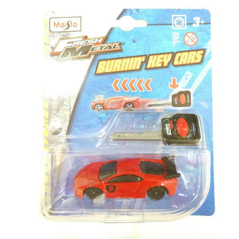Maisto Fresh Metal Burnin' Key Cars Street Speeder