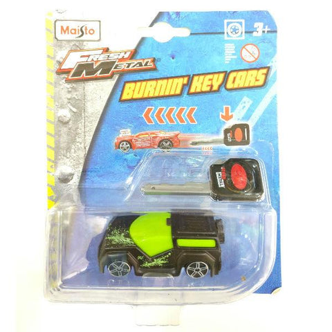 Maisto Fresh Metal Burnin' Key Cars FM Rover