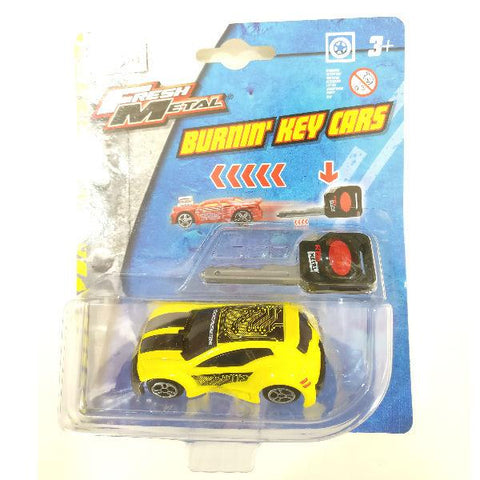 Maisto Fresh Metal Burnin' Key Cars RTR-13