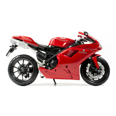 Ducati 1198 New-Ray 1:12 Diecast Motorcycle Model - Hobbytoys - 2