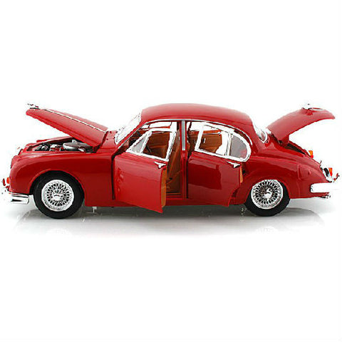 Bburago 1959 Jaguar Mark II 1/18 - Hobbytoys - 2