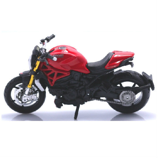 Maisto Fresh Metal Ducati Monster 1200S 1/18 - Hobbytoys - 1
