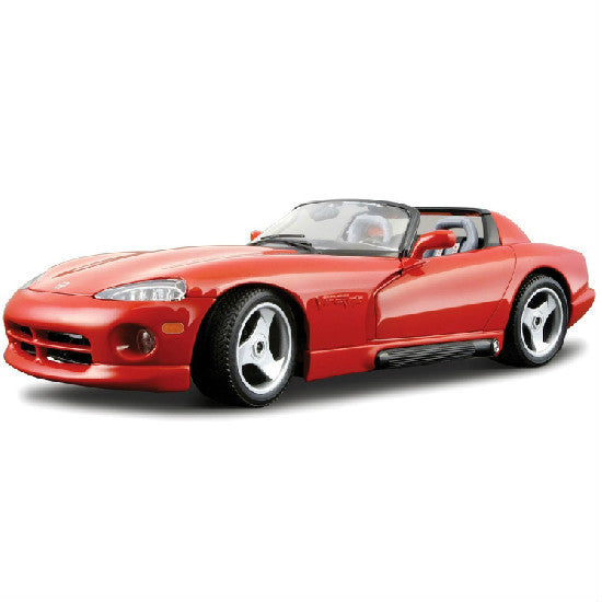 Bburago Dodge Viper RT/10 1/18 - Hobbytoys