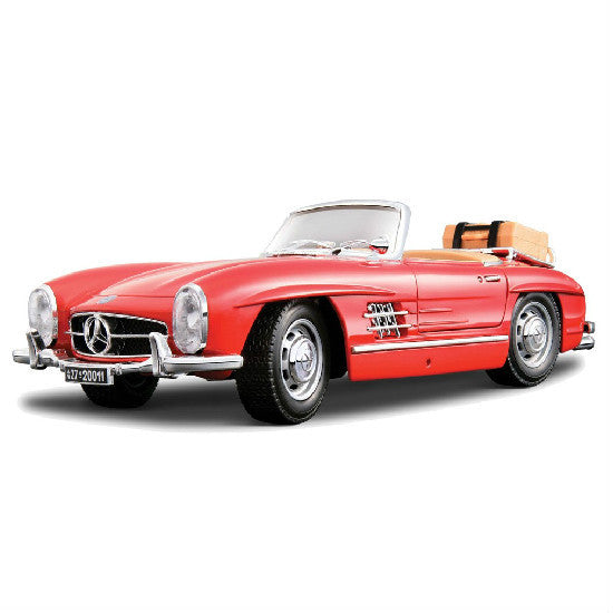Bburago 1957 Mercedes Benz 300 SL Touring 1/18 - Hobbytoys - 1
