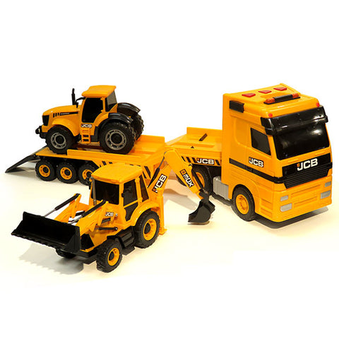 HTI JCB Heavy Duty Transporter