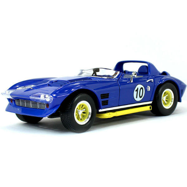 Road Signature 1964 Chevrolet Corvette Grand Sport 1/18 Diecast Model Car - Hobbytoys - 1