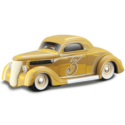 Maisto Max Grundy Outlaws 1936 Ford Coupe 1/64