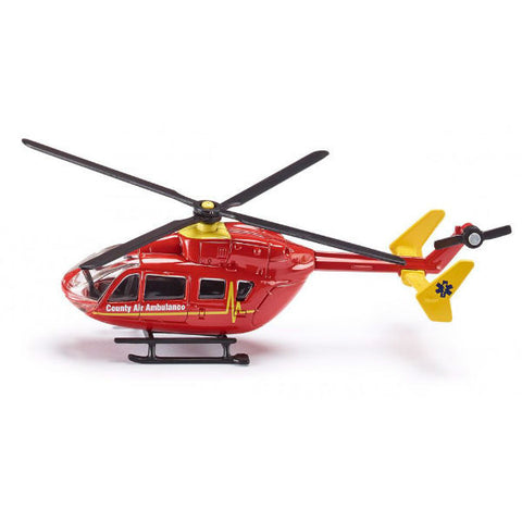 Siku Country Air Ambulance Helicopter - Hobbytoys - 2