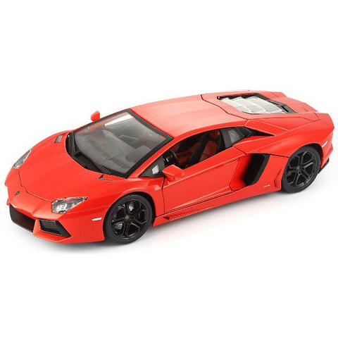 Bburago Lamborghini Aventador LP700-4 1/18 Orange