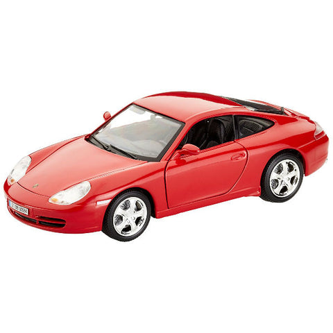 Bburago Porsche 911 Carrera 4 1/18 Red