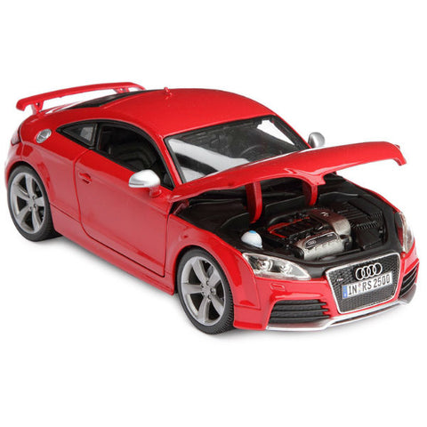 Bburago Audi TT RS 1/18 Red