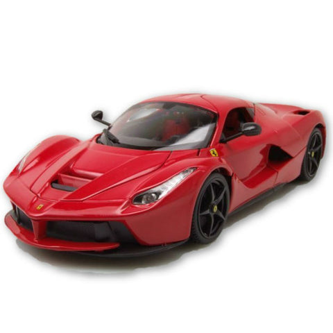Bburago LaFerrari 1/18 Red