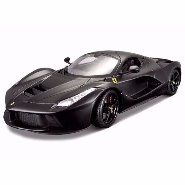 Bburago LaFerrari Signature Edition 1/18 Matt Black