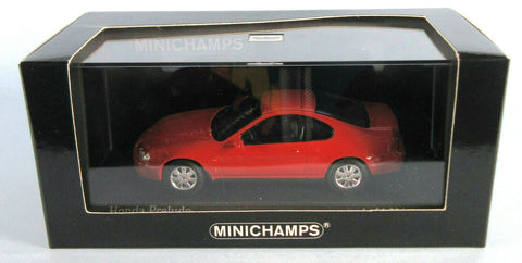Minichamps Honda Prelude Red car 1/43