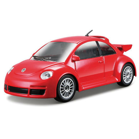 Bburago Volkswagen New Beetle RSI 1/24 Red
