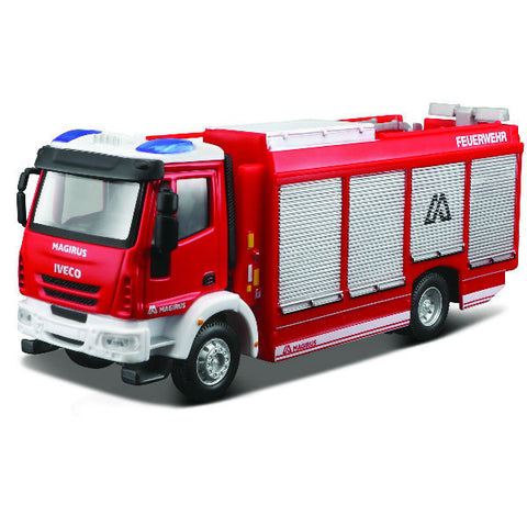 Diecast Fire Truck Toy Models