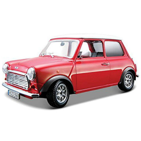Bburago Mini Cooper 1/32 Red