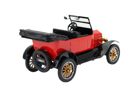 Motor Max 1925 Ford Model T Touring Convertible 1/24