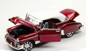 Motor Max 1:18 1950 Chevy BEL Air Coupe