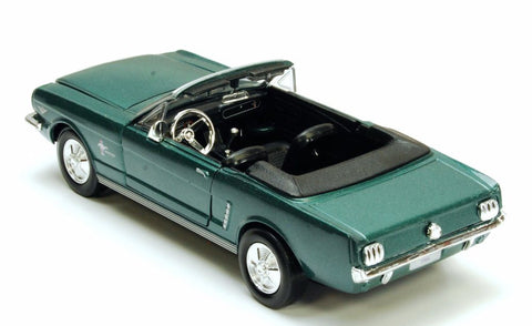 Motor Max 1964 1/2 Ford Mustang American Classics Die Cast car 1/24
