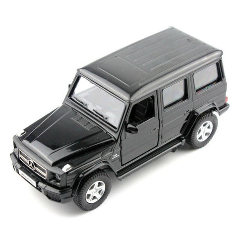 RMZ City Mercedes Benz G63 AMG W463 Black - Hobbytoys - 1