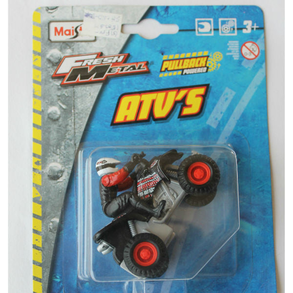 Maisto Fresh Metal 4x4 ATV Toy Model Exist 66 - Hobbytoys