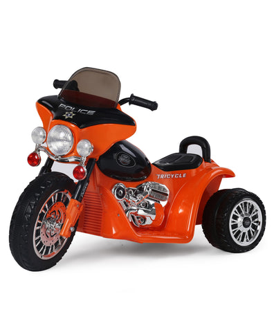 Brunte 568 Mini Roadster Orange colour Battery Operated Ride on