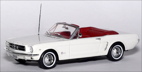 Minichamps 1964 Ford Mustang white 1/43