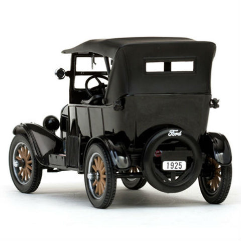 Sun Star 1925 Ford Model T Touring Closed Convertible 1/24 Diecast Model Car - Hobbytoys - 2