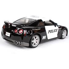 Maisto Authority 2009 Nissan GTR (R35) 1/64