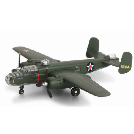 Newray B-25 Mitchell Airplane Model Kit - Hobbytoys - 1