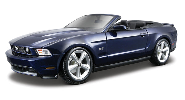 Maisto 2010 Ford Mustang GT 1/18 Blue