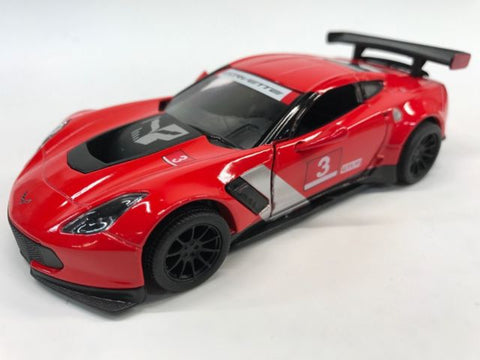 Kinsmart 2016 Corvette C7 red
