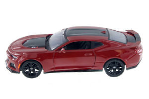 Maisto 2017 Chevrolet Camaro ZL1 red 1/24