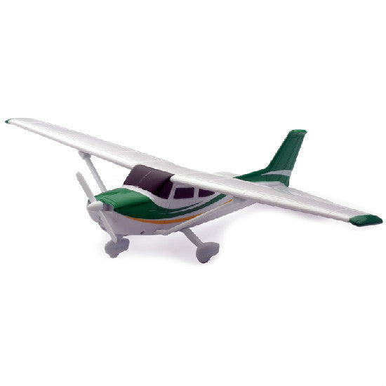 NewRay Cessna 172 Skyhawk with Wheel Airplane Model Aviation Collectible - Hobbytoys - 1