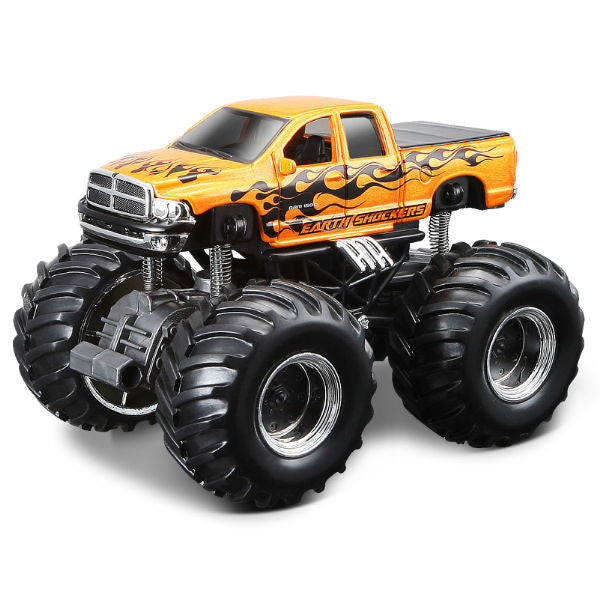 Maisto Earth Shockers Dodge Ram Quad Cab - Hobbytoys