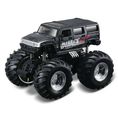 Maisto Earth Shockers Hummer H2 SUV - Hobbytoys