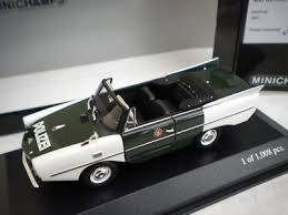 Minichamps Amphicar White Car 1/43