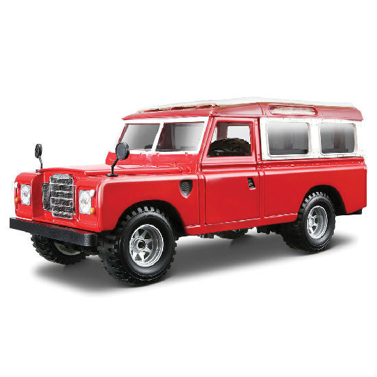 Bburago Land Rover Series II - Hobbytoys - 1