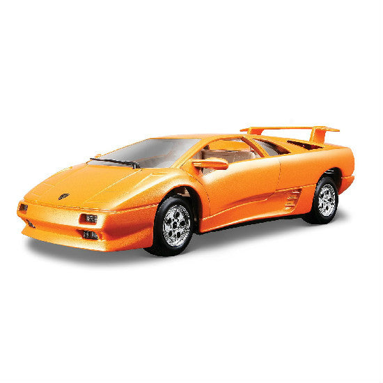 Bburago Lamborghini Diablo 1/24 Orange - Hobbytoys - 1