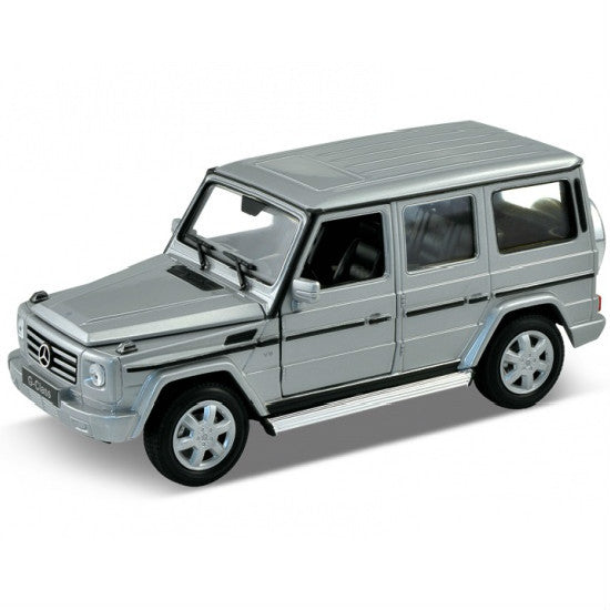 Welly Mercedes Benz G-Class 1/24 Grey - Hobbytoys - 1