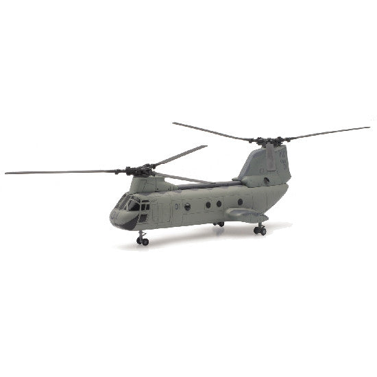 New-Ray Boeing CH-46 Sea Knight Marines Helicopter Model 1:55 - Hobbytoys