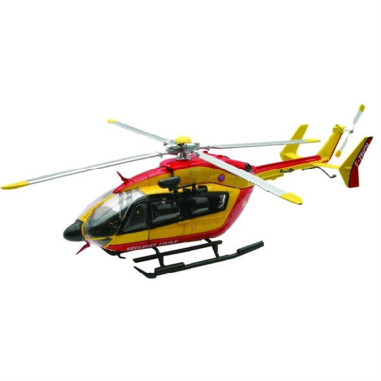 New-Ray AIRBUS EC145 Securite Civile Helicopter Model 1:43 - Hobbytoys