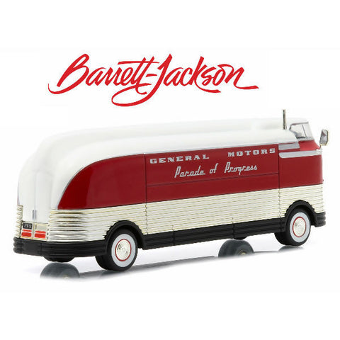 Greenlight 1950 General Motors Parade of Progress Futurliner 1/64 - Hobbytoys - 2