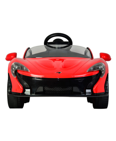 McLaren P1 Red colour Battery Operated Ride on car