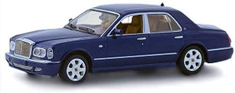 Minichamps Bentley Arnage R Blue Car 1/43