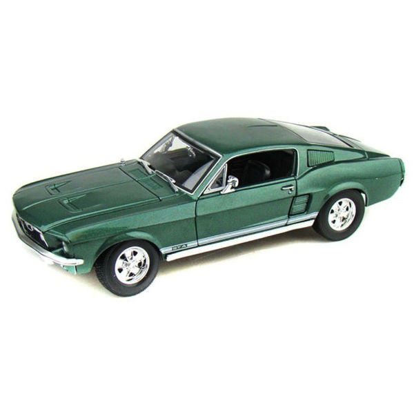 Battery Operated Ride On Toys >> Maisto 1967 Ford Mustang GTA Fastback 1/18