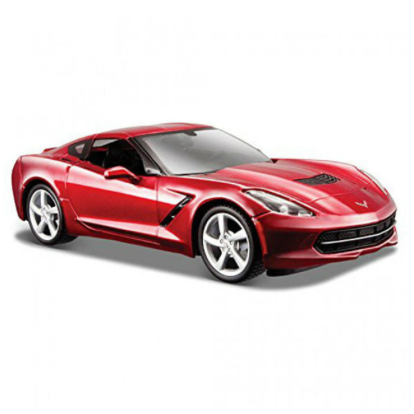 Maisto 2014 Corvette Stingray 1/18 - Hobbytoys