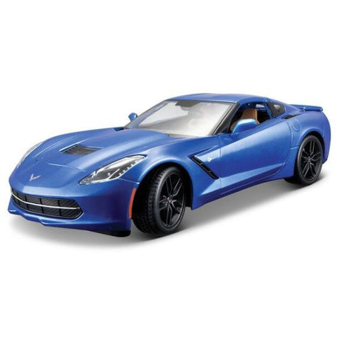 Maisto 2014 Corvette Stingray Z51 1/18 - Hobbytoys